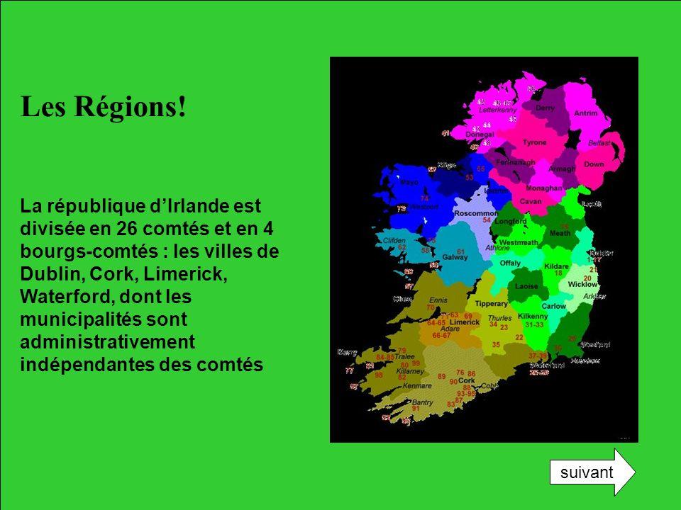 Les Régions!