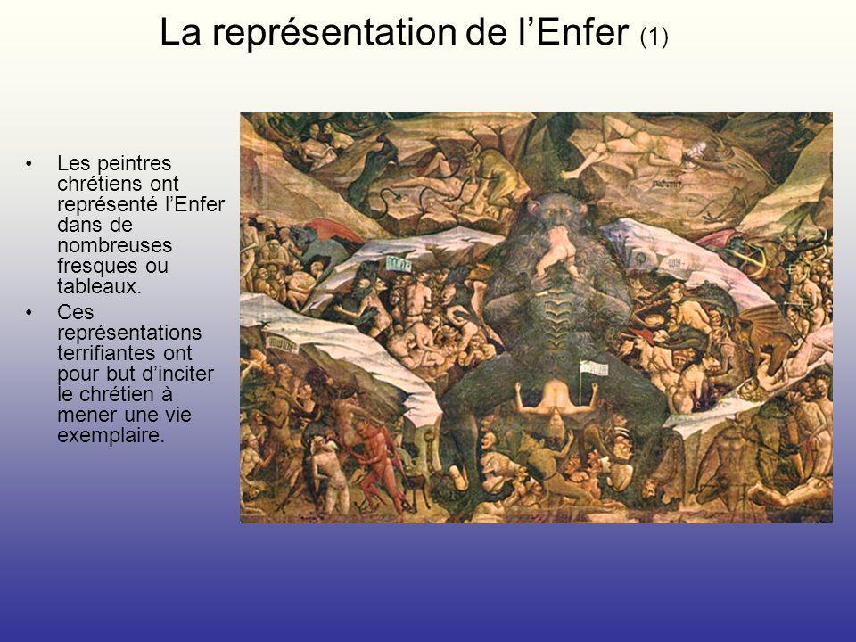 La représentation de l'Enfer (1)
