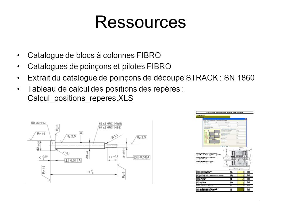 Ressources Catalogue de blocs à colonnes FIBRO