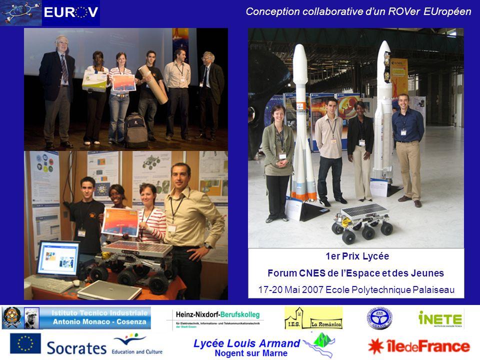 Forum CNES de l'Espace et des Jeunes