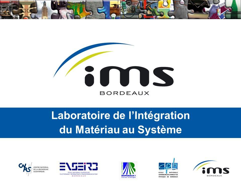 Laboratoire de l'Intégration du Matériau au Système