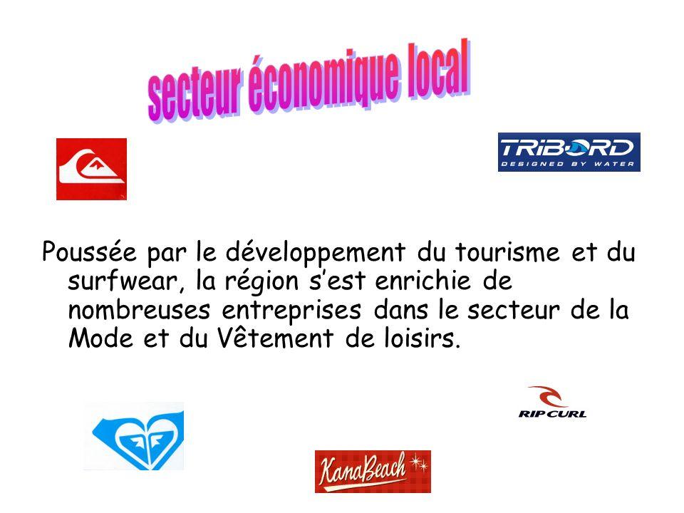 secteur économique local