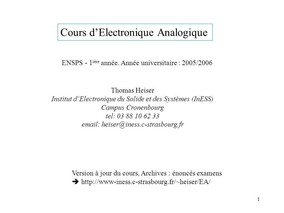 Institut d'Electronique du Solide et des Systèmes (InESS)