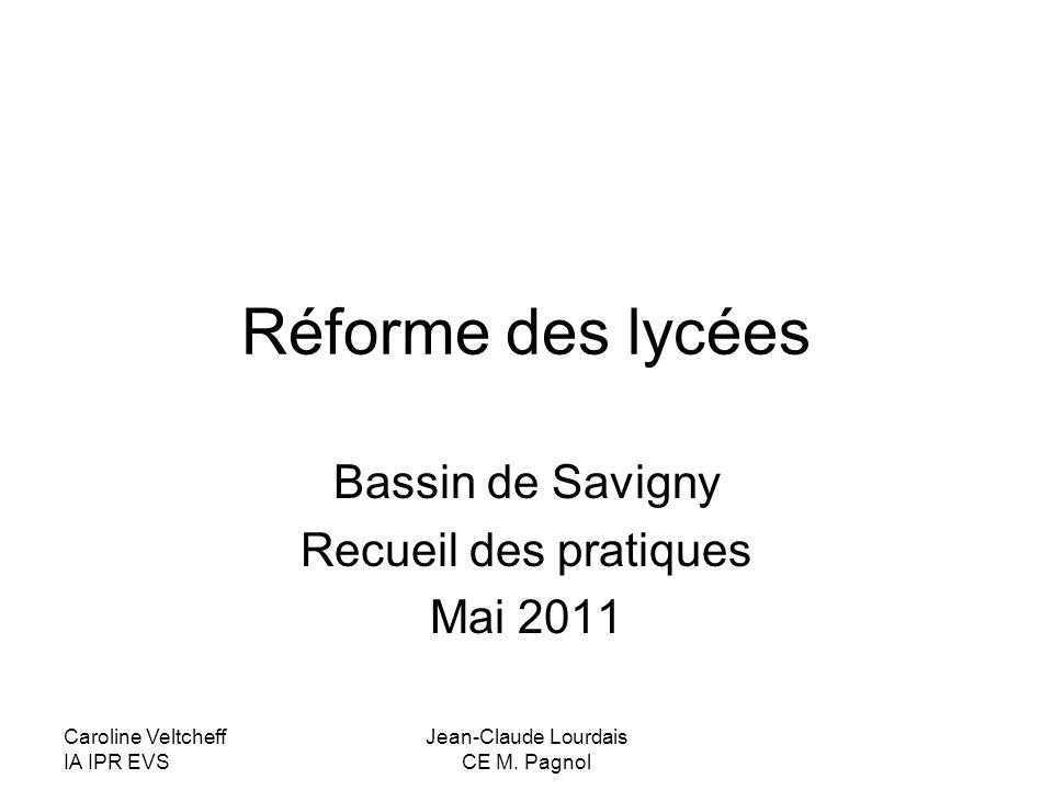 Bassin de Savigny Recueil des pratiques Mai 2011