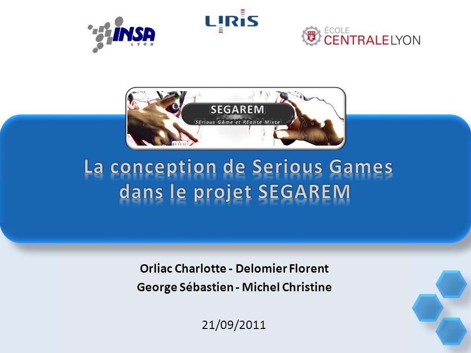 La conception de Serious Games dans le projet SEGAREM