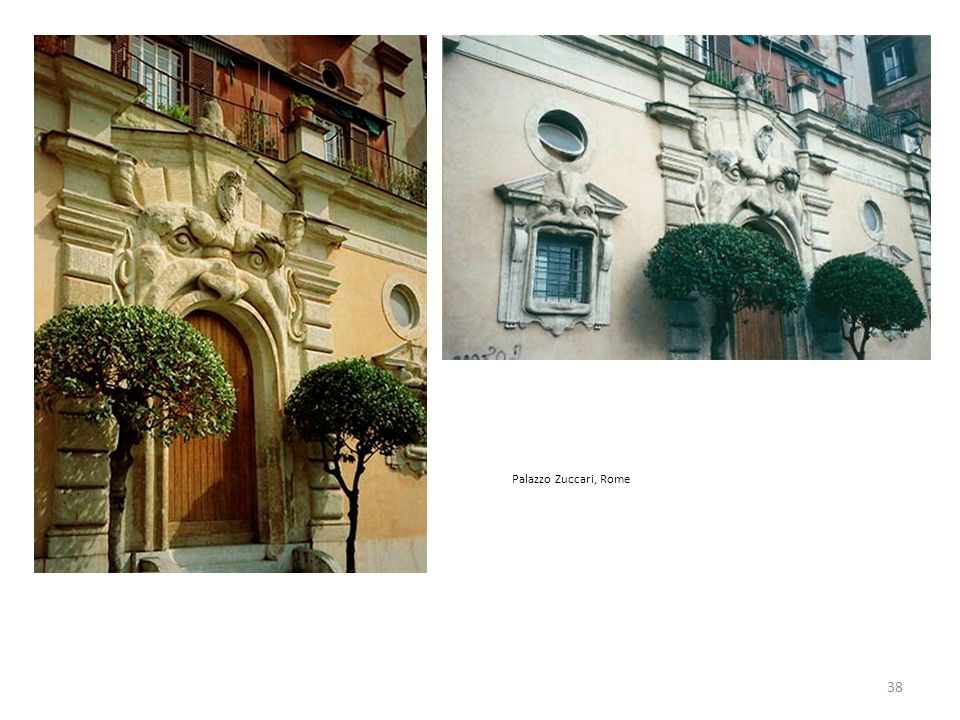 Palazzo Zuccari, Rome