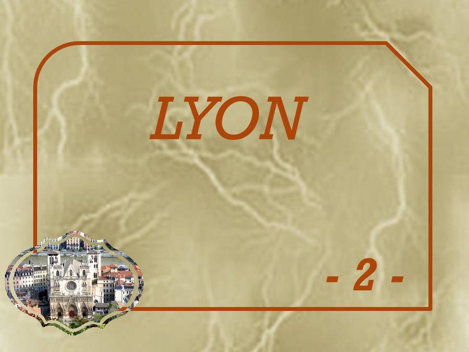 LYON - 2 -