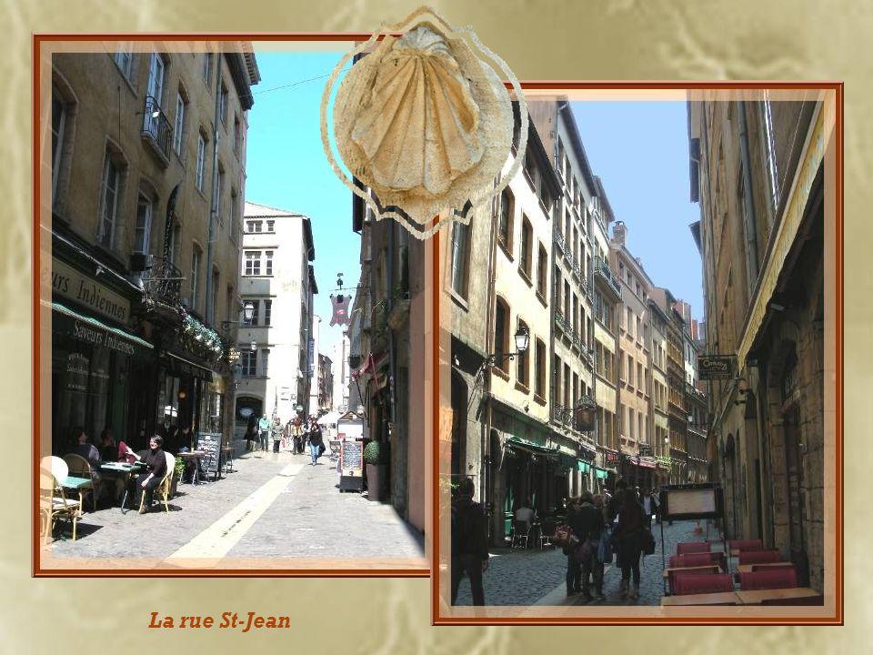 La rue St-Jean