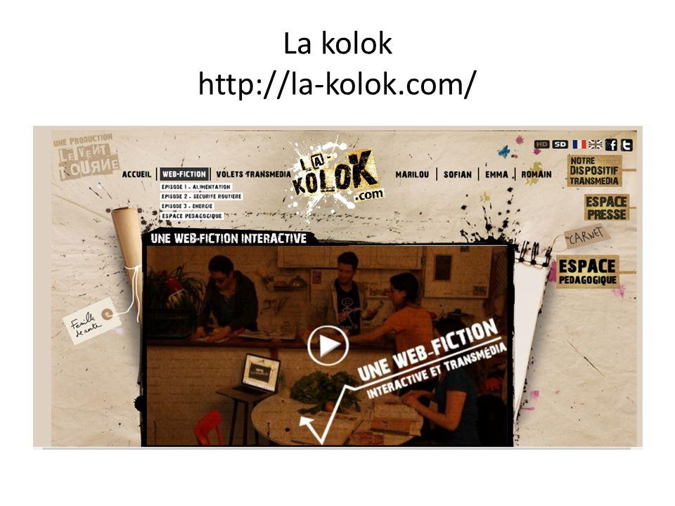 La kolok http://la-kolok.com/