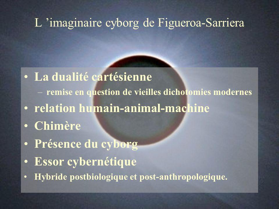 L 'imaginaire cyborg de Figueroa-Sarriera