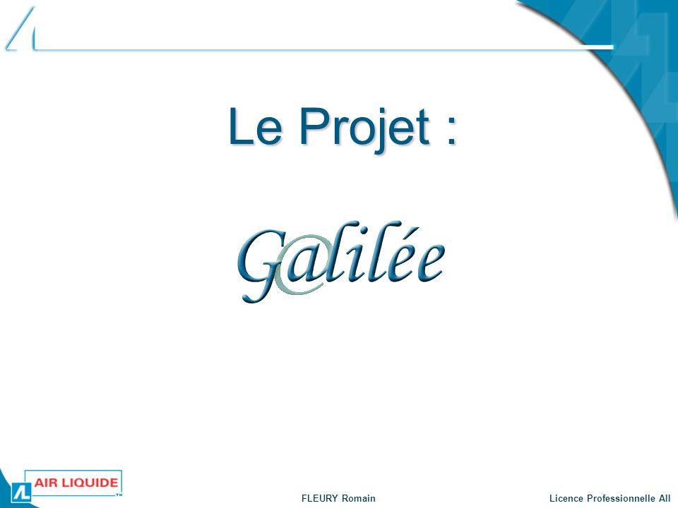 Le Projet :