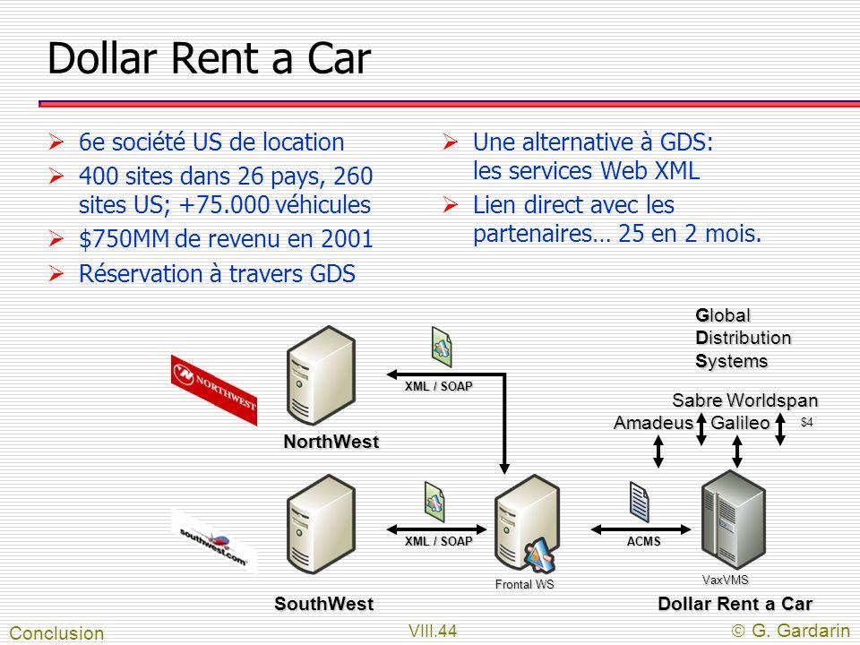 Dollar Rent a Car 6e société US de location