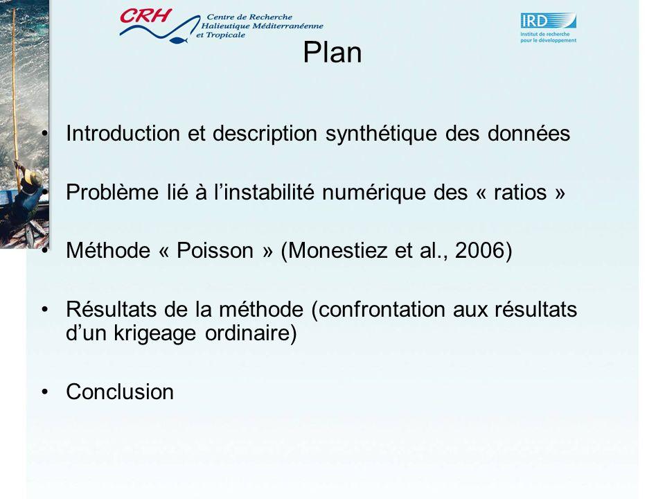 Plan Introduction et description synthétique des données
