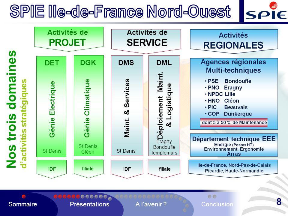 SPIE Ile-de-France Nord-Ouest