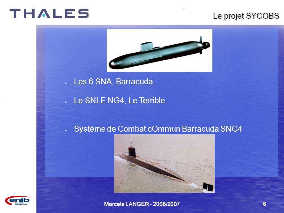 Système de Combat cOmmun Barracuda SNG4