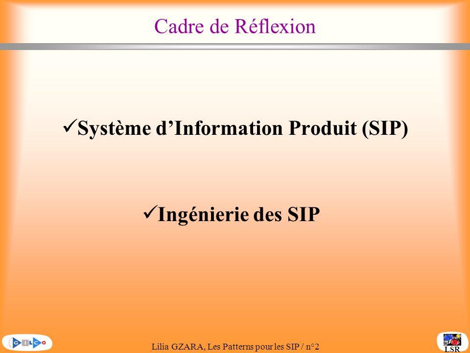 Système d'Information Produit (SIP)