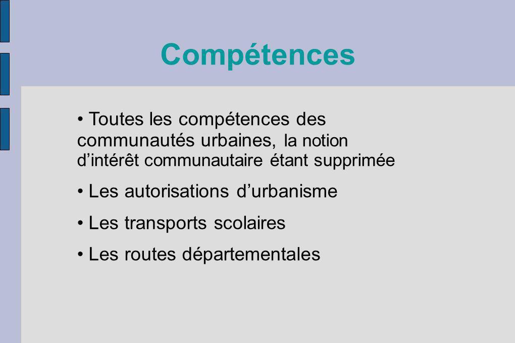 Compétences • Toutes les compétences des