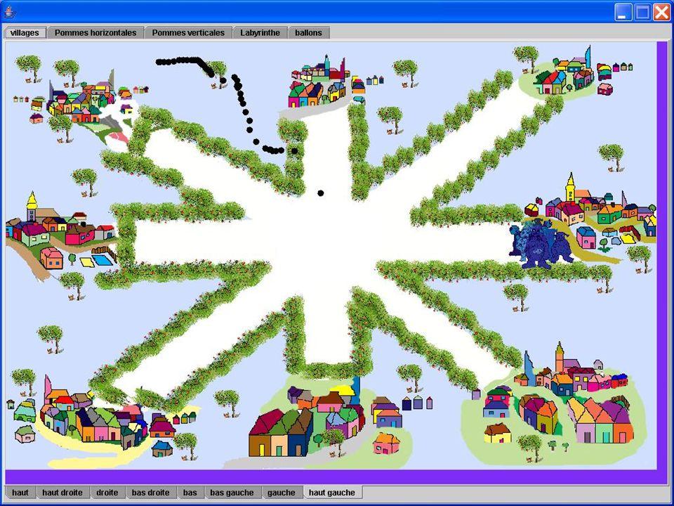 Visualisation des traces