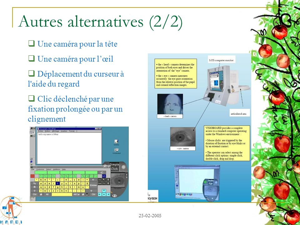 Autres alternatives (2/2)