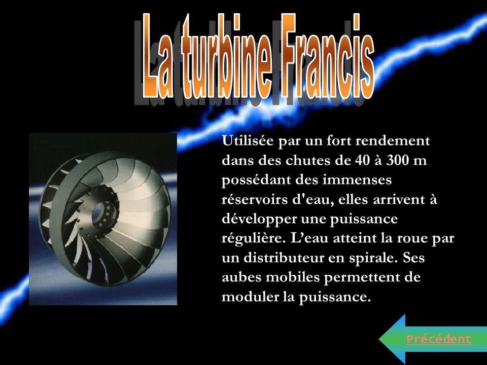 La turbine Francis