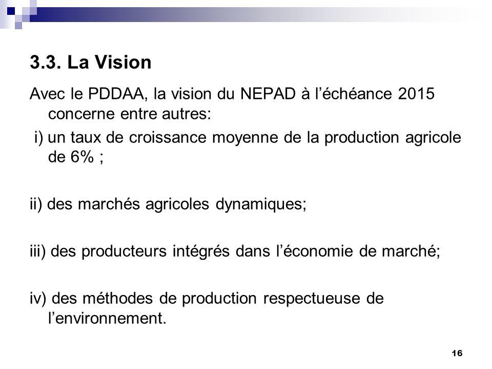 3.3. La Vision