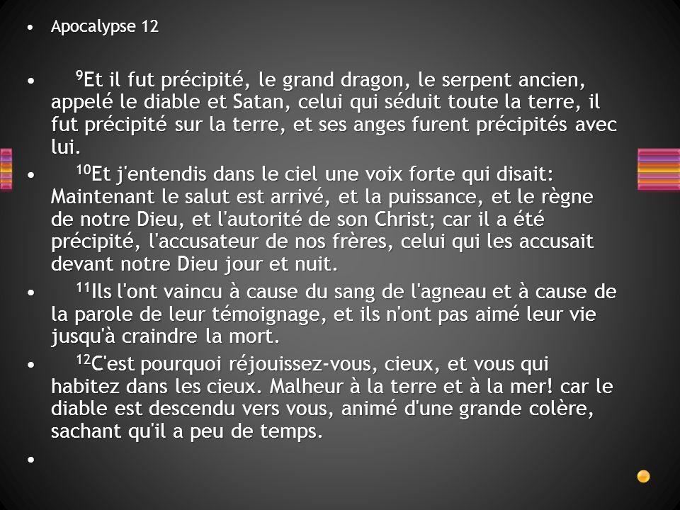 Apocalypse 12