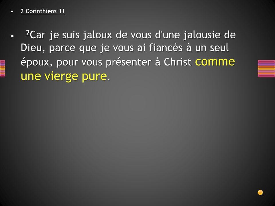 2 Corinthiens 11