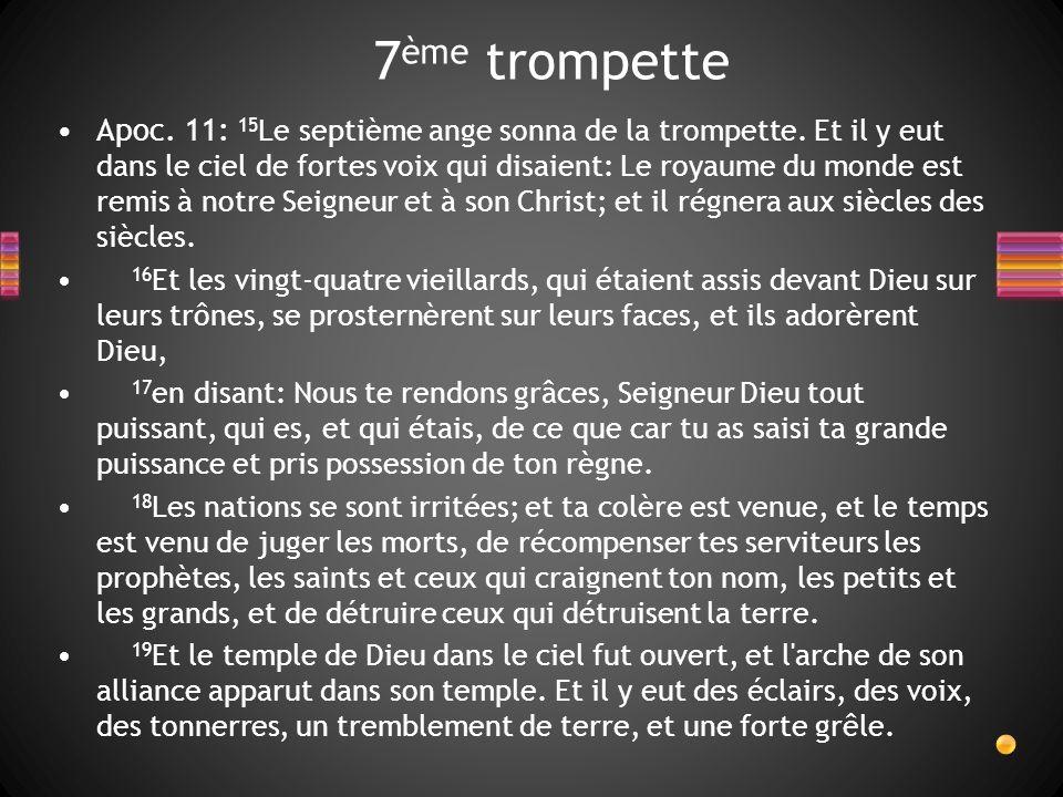 7ème trompette
