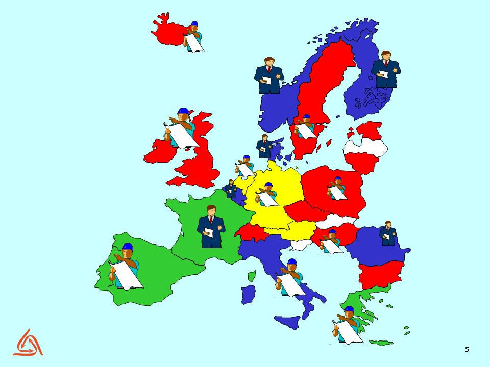 It goes without saying that for single channel worker representation through the trade union organizations, the chairperson is a union member. The differences in the dual channel system are shown on the map. We should note that while Portugal and Greece have both adopted legislation on the creation of works councils, these laws are applied very unevenly (2,000 councils for 100,000 companies in Portugal, and a vast underground economy in Greece).
