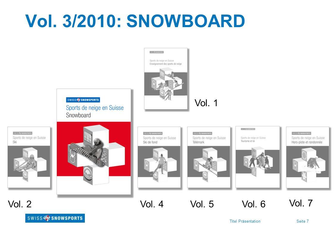 Vol. 3/2010: SNOWBOARD Vol. 1 Vol. 2 Vol. 4 Vol. 5 Vol. 6 Vol. 7