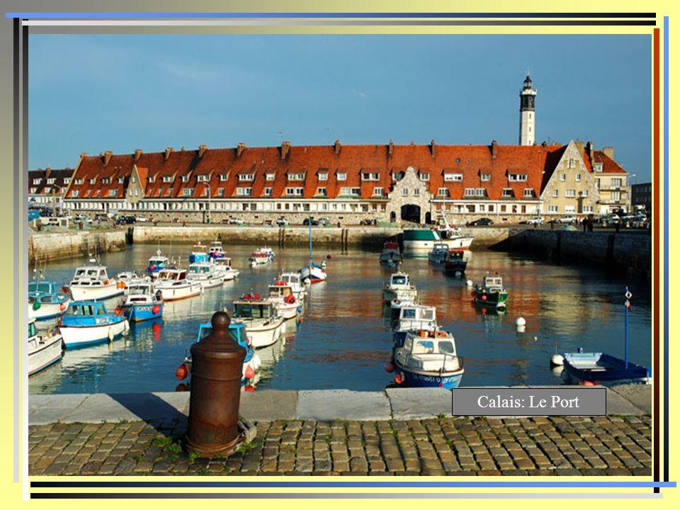 Calais: Le Port