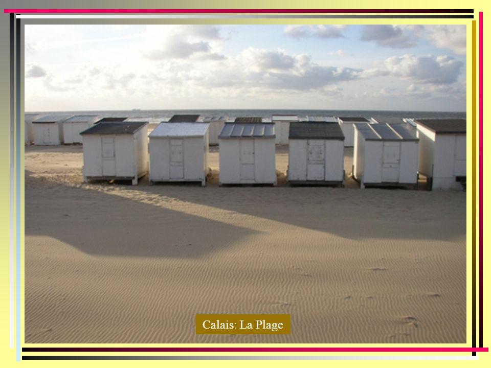 Calais: La Plage