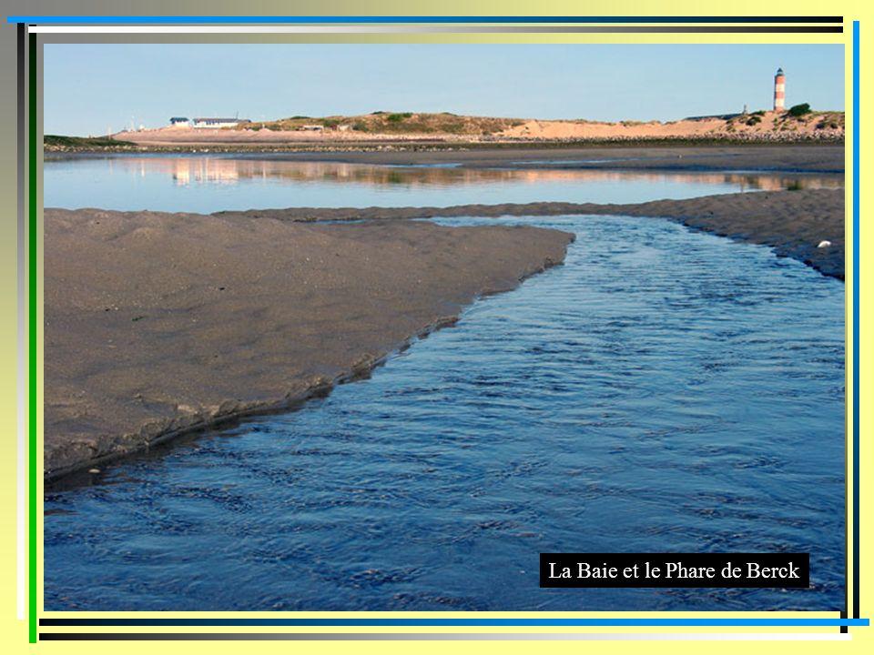 La Baie et le Phare de Berck