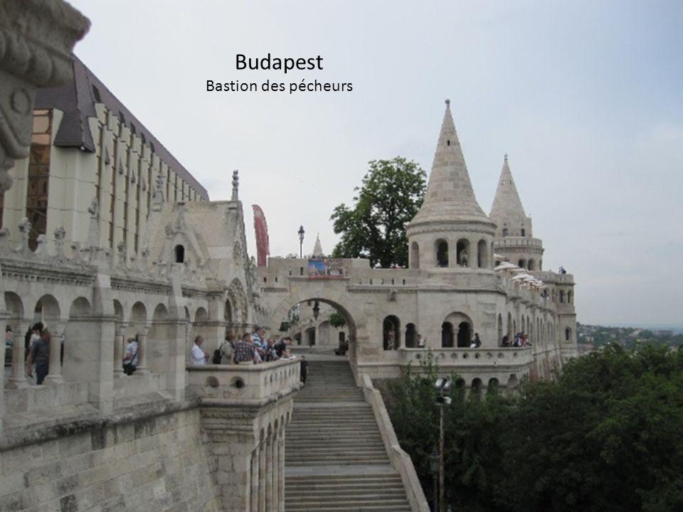 Budapest Bastion des pécheurs