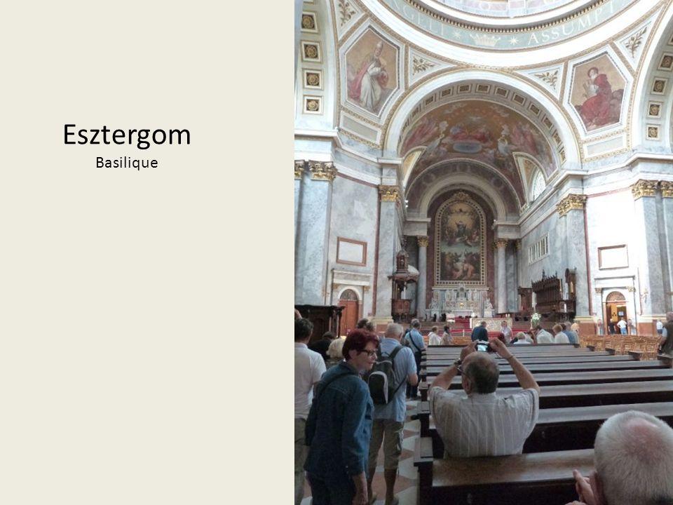 Esztergom Basilique