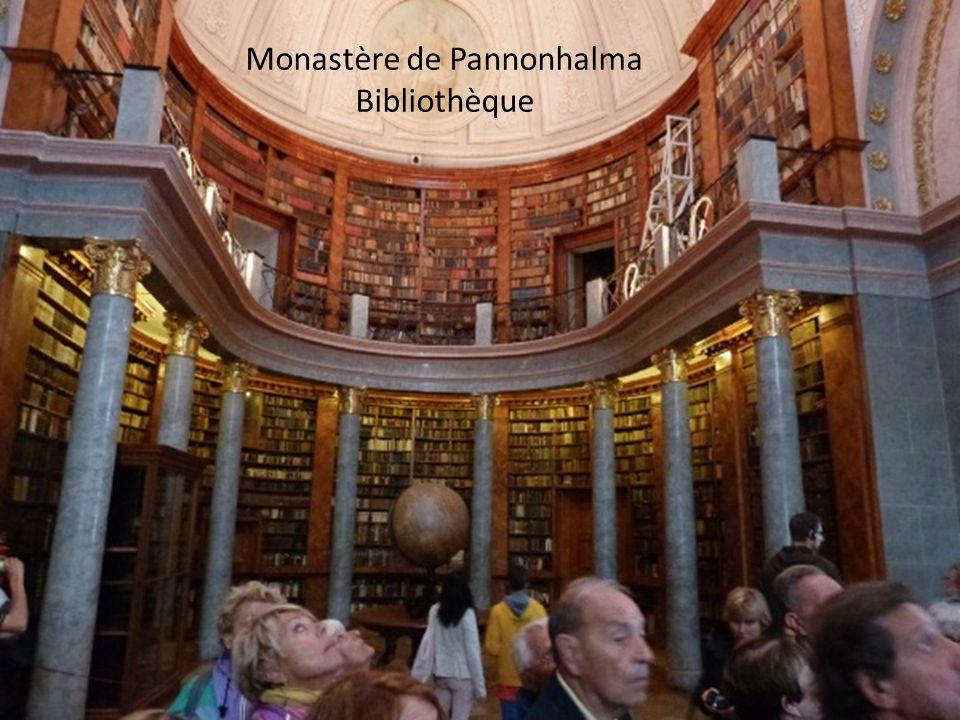 Monastère de Pannonhalma