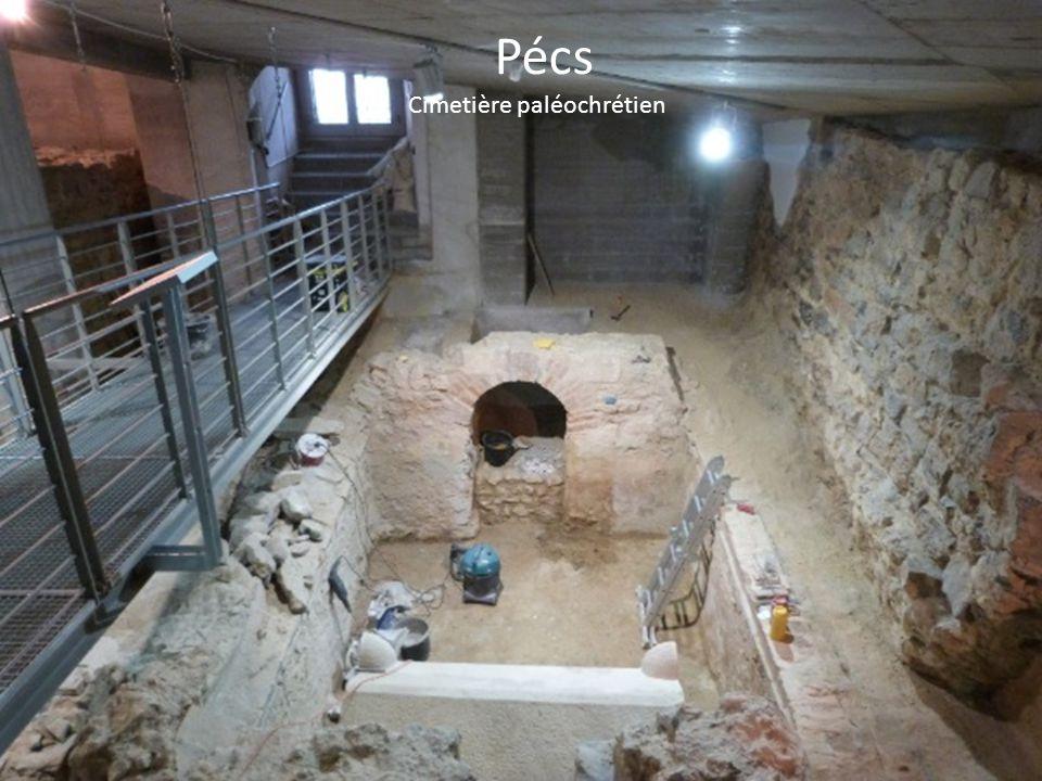 Pécs Cimetière paléochrétien