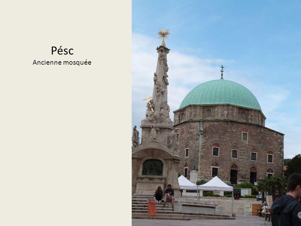 Pésc Ancienne mosquée