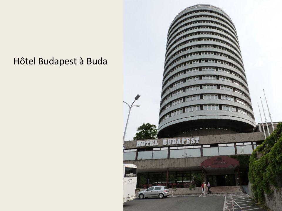 Hôtel Budapest à Buda