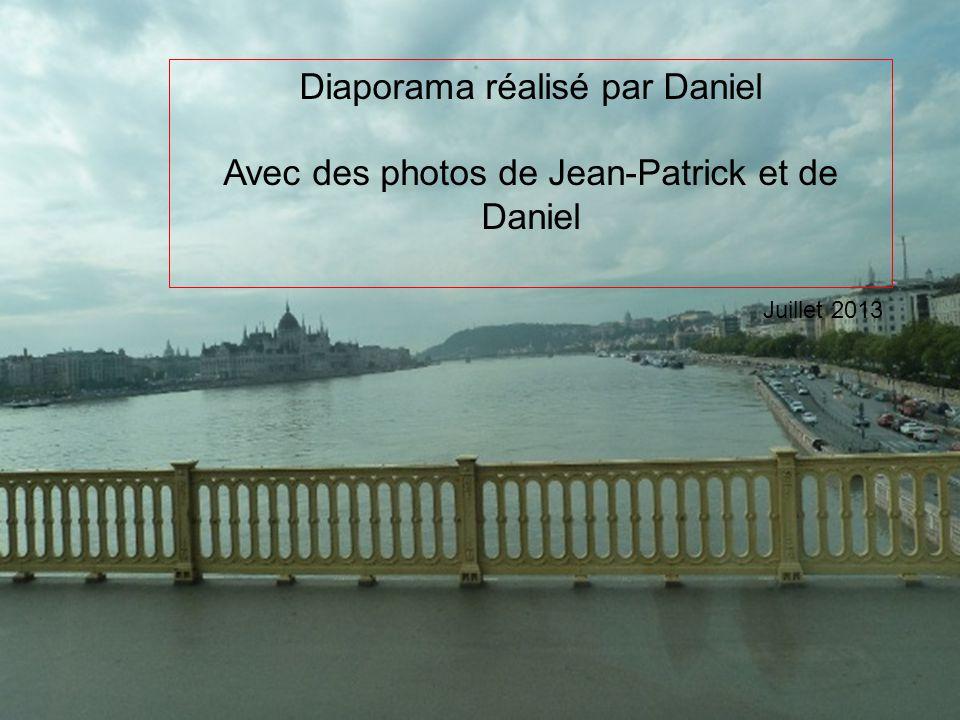 Diaporama réalisé par Daniel