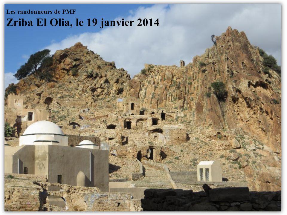 Zriba El Olia, le 19 janvier 2014