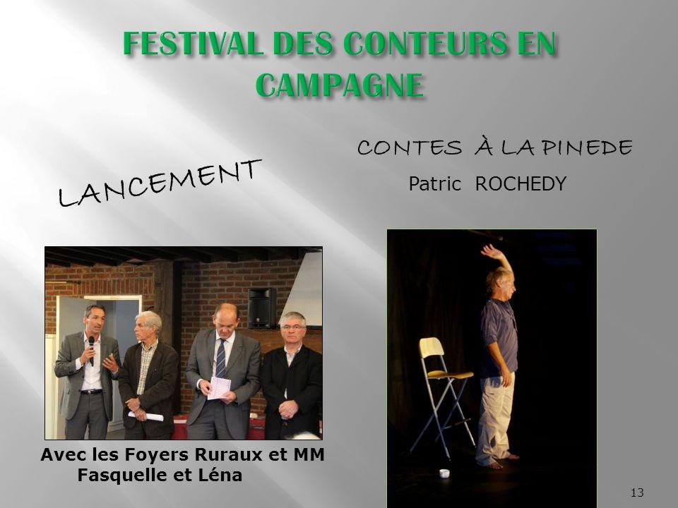 FESTIVAL DES CONTEURS EN CAMPAGNE
