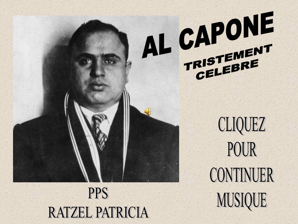 AL CAPONE PPS RATZEL PATRICIA TRISTEMENT CELEBRE CLIQUEZ POUR