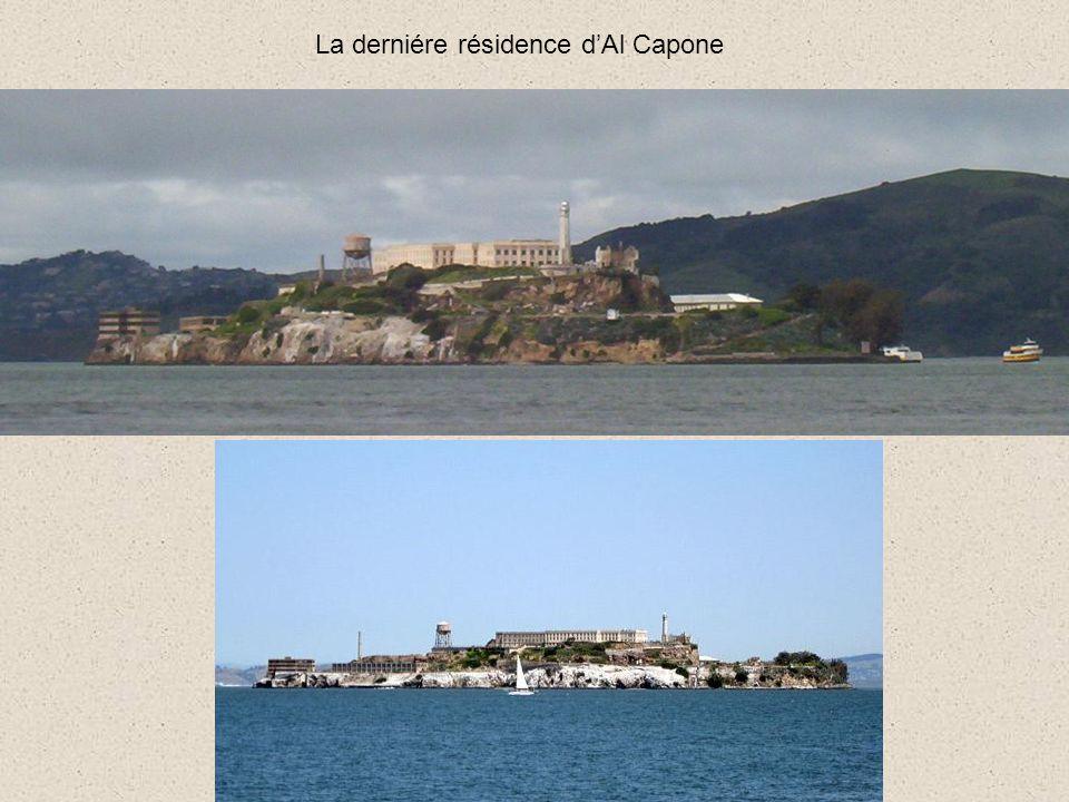 La derniére résidence d'Al Capone