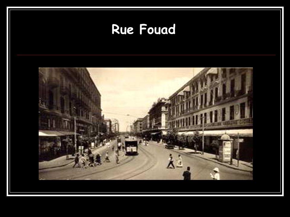 Rue Fouad