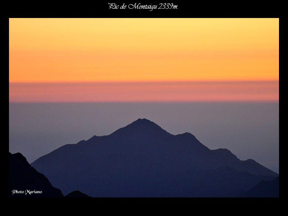 Pic de Montaigu 2339m. . . .