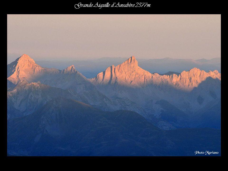 Grande Aiguille d'Ansabère 2377m.