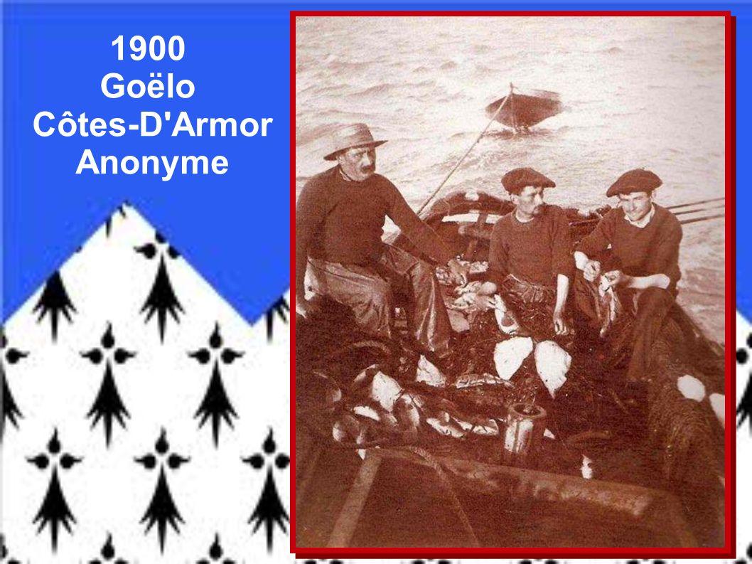 1900 Goëlo Côtes-D Armor Anonyme