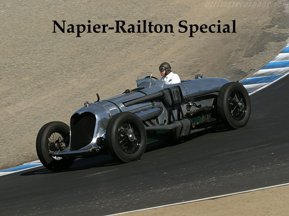Napier-Railton Special
