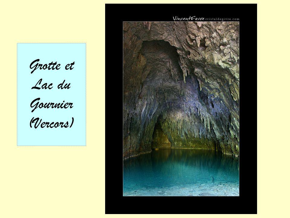 Grotte et Lac du Gournier (Vercors)